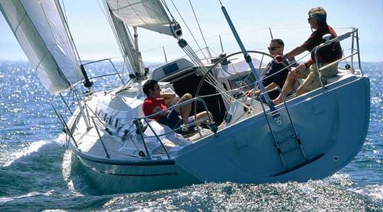Dehler 36 - eine Yacht von Charterboote.de - Charterboote.de