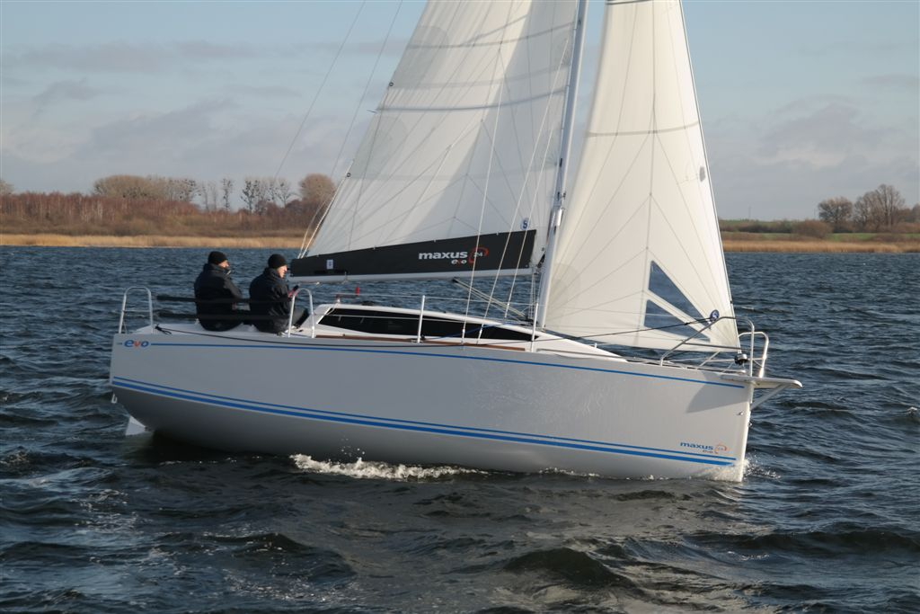 Northman Yachts Maxus 24 evo Prestige