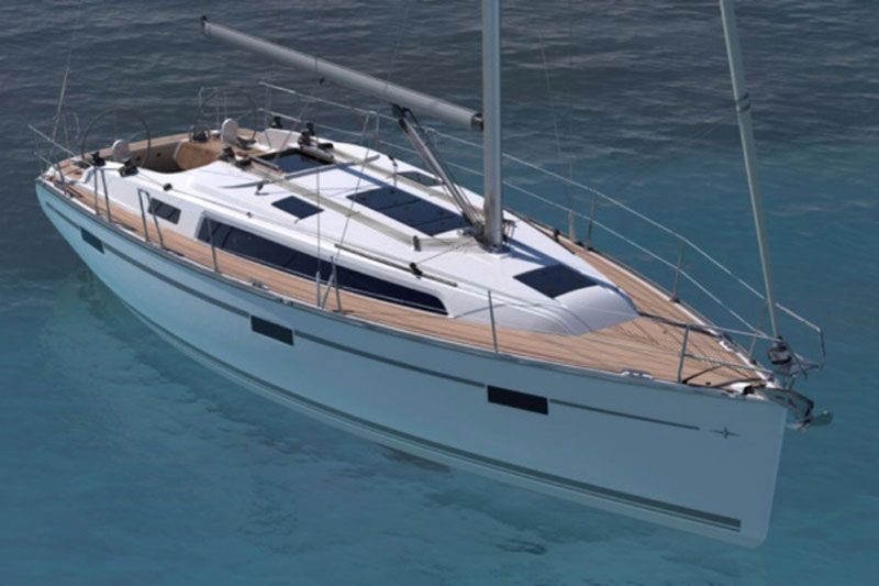 Bavaria 37 Cruiser (3 cab) Top Bild