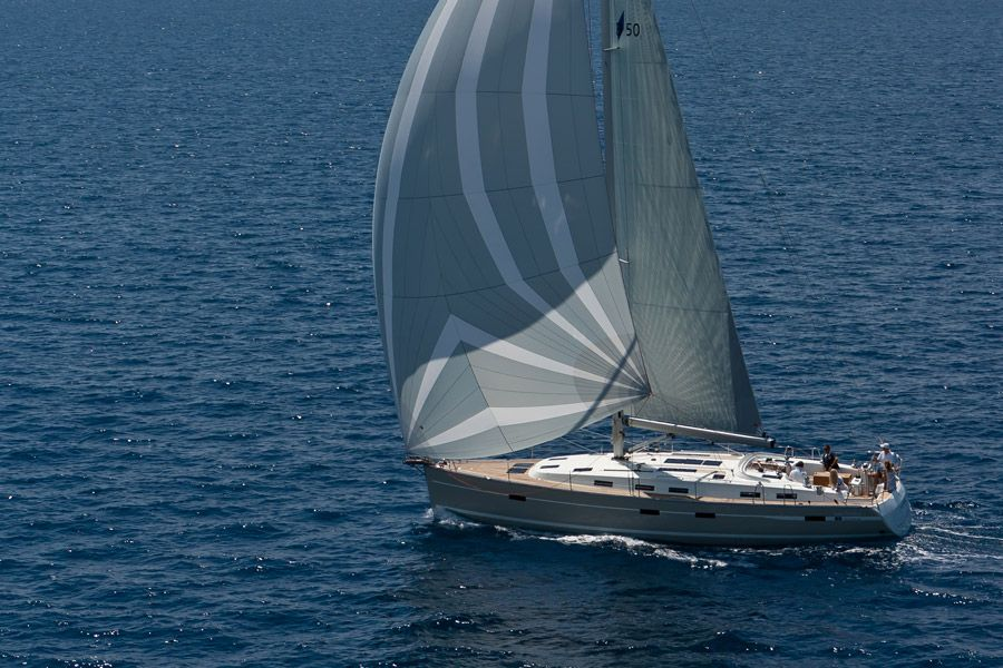 Bavaria 50 Cruiser Top Bild