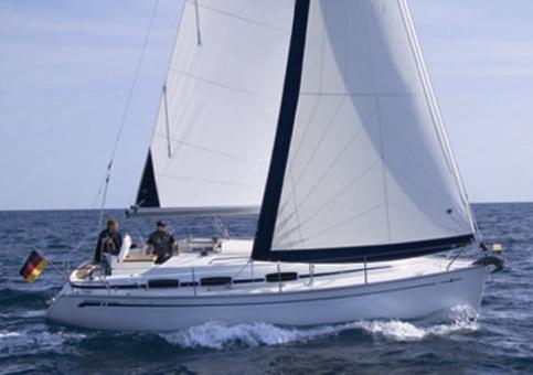 Bavaria 30 Cruiser Nina Innenansicht