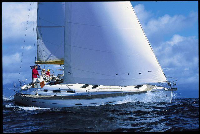 Oceanis Clipper 393 Top Bild
