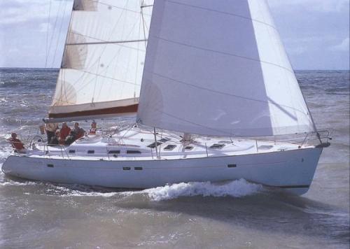 Oceanis 473 (4 cab) Top Bild
