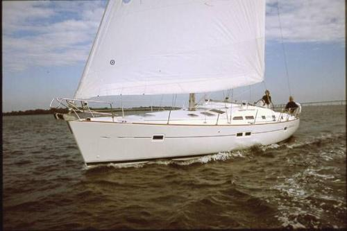 Oceanis Clipper 423 (4 cab,3wc) Top Bild