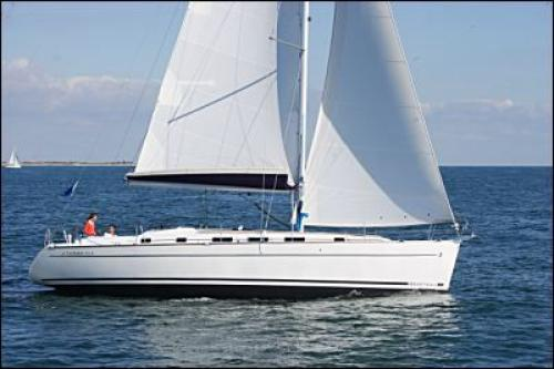 Beneteau Cyclades 43.3 (3Cab/3WC) Top Bild