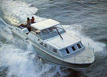 Coronet Capitain 31 Top Bild