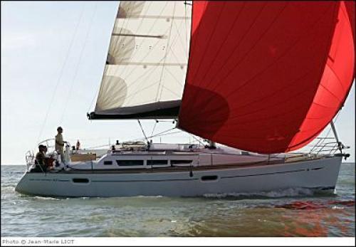 Sun Odyssey 42i (2 cab) Top Bild