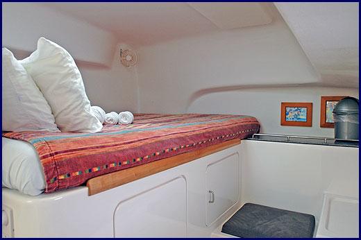 Voyage 440 Alboran Ron Punch Cuba Innenansicht