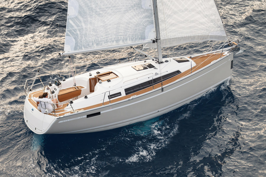Bavaria Cruiser 33 Top Bild