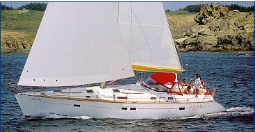 Oceanis 411 Clipper Top Bild