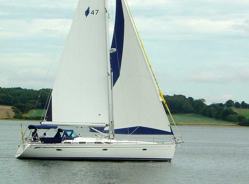 Bavaria 47 Cruiser Top Bild